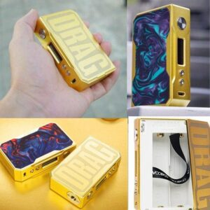 VOOPOO DRAG 157W GOLD EDITION
